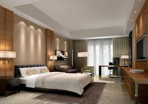 享受生活:五星级酒店精致客房设计装修图