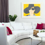 室内艺术画装饰