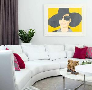 个性有范儿:现代混搭别墅室内装修设计图