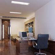 办公室实木办公桌
