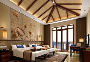 奢侈一回:豪华精致酒店客房设计装修图