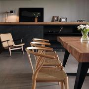 房屋实木餐桌椅欣赏