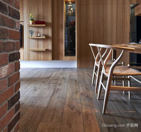 室内实木地板欣赏