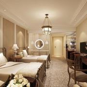 酒店客房精美吊灯欣赏