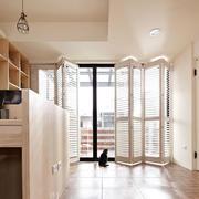 室内阳台折叠门展示