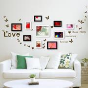 超有设计感的照片墙