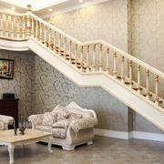 简欧时尚楼梯图片