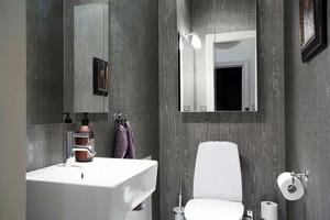 书卷气:两居室宜家风格室内设计效果图