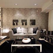 客厅沙发背景设计
