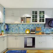 厨房整体橱柜展示