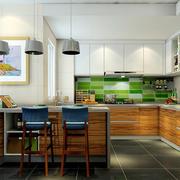家居厨房现代装饰