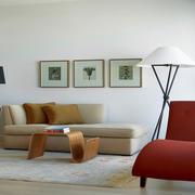 室内客厅简约装饰