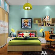 小户型现代小卧室展示