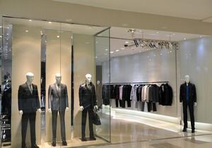 没事就想逛逛,都市大型服装店设计