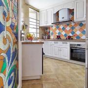 室内实用型厨房欣赏