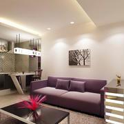 时尚美观的客厅图片