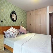 清新简约乡村风,塑造全新22平米卧室图片