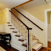 宜家舒适的楼梯