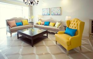 家居客厅精美沙发图片