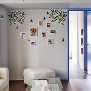 房屋照片墙展示