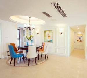 200平米温馨浪漫的法式风格家居装修设计图