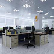 办公室现代装潢展示