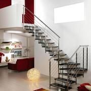 铁艺实用楼梯展示