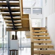实木小楼梯图片