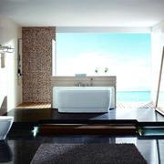 100平米大户型欧式风格浴室吊顶装修效果图