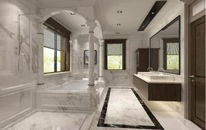 卫生间瓷砖展示
