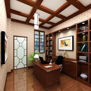 新中式书房展示
