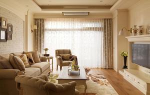 文艺心:大户型婚房简美风情布置图片