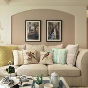 婚房沙发背景墙装饰画