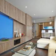 房屋电视组合柜欣赏