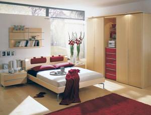 2016大户型欧式风格卧室衣柜装修效果图实例