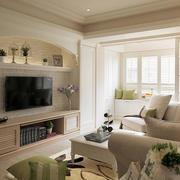 婚房电视墙个性设计