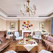 家居客厅家具展示