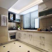 厨房整体吊顶设计