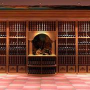 酒窖简约置物柜欣赏