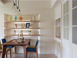 演绎清新的乡村风小户型室内装潢设计