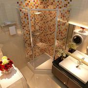 中式卫生间简约设计