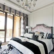 素色调卧室设计