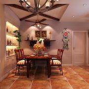 室内餐厅墙面装饰