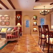 室内瓷砖拼图瓷砖欣赏