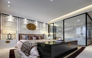 中式大卧室装饰