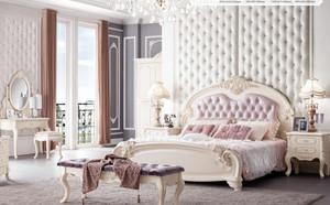 3层复式楼大卧室简欧家具装修效果图