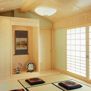 100平米大户型日式风格榻榻米装修效果图实例