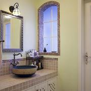 120平米洗手台装饰