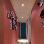 120平米家居走廊墙面设计