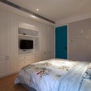 120平米时尚卧室图片
